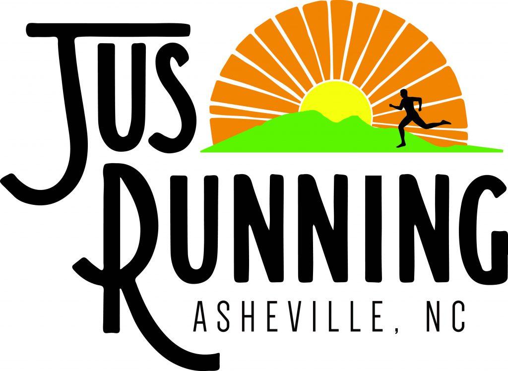 Jus'Running logo